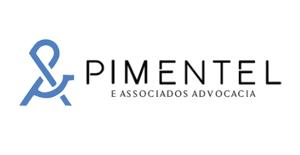 logo escritorio de advocacia Pimentel